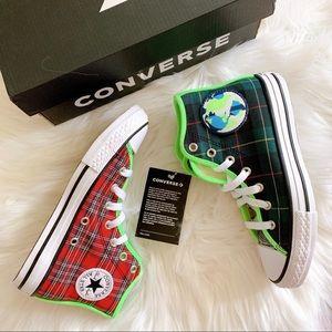 Converse All Star High Top Sneaker. Little Kid